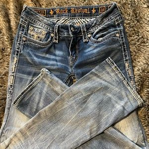 Rock Revival Bootcut Jean